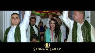 Pakistani Wedding - Prince & Princess Wedding Hall - Sanna & Faraz