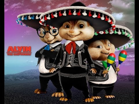 WizKid - Show You The Money  , Alvin and the Chipmunks