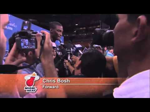 Guillermo at 2011 NBA Finals Media Day