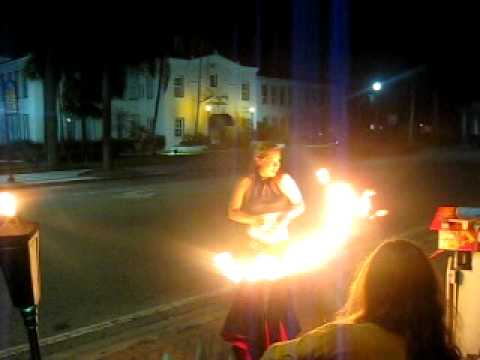 Pyrofusion   Luanas art show   Dadas Delray   5 2 10   2