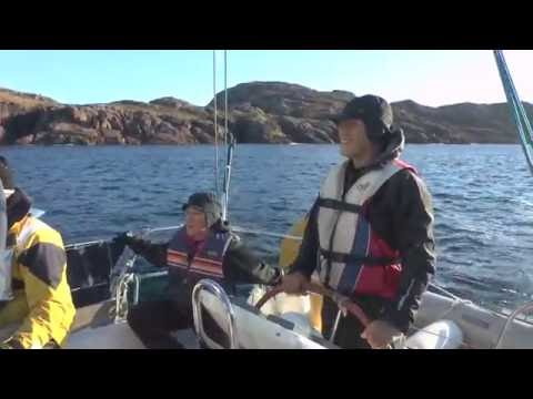 2016 Kinlochbervie to Rispond with Martin and Lucy