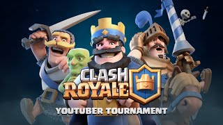 Clash Royale - YouTuber Tournament! (Highlights)