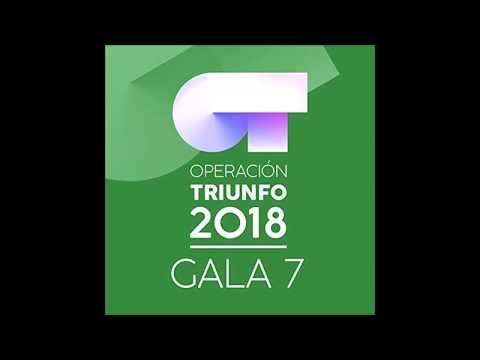 Marilia - María Se Bebe Las Calles - Operación Triunfo 2018
