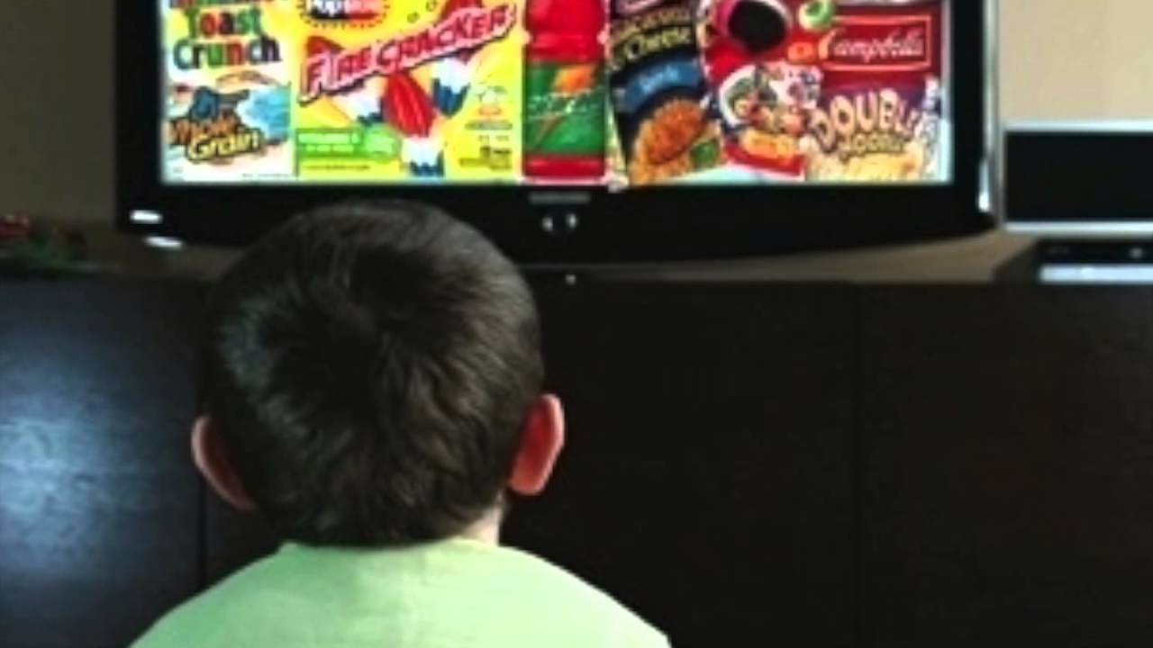 Public Service Announcement Childhood Obesity Advertising Youtube