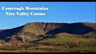 Wild camping in Ireland - Nire Valley Coums (Comeragh Mountains)