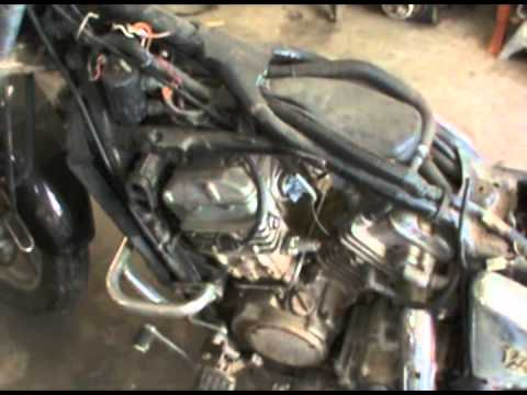 1991 Kawasaki Vulcan carb install  YouTube