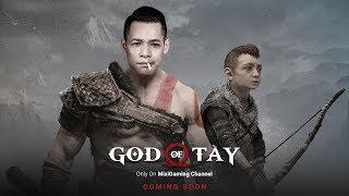God Of War 4 - Cùng thằng con chơi đi khắp thế gian.
