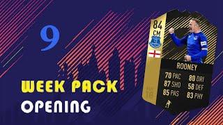 Directo FIFA 18 pack Opening semanal! Y os enseño mi nueva plantilla