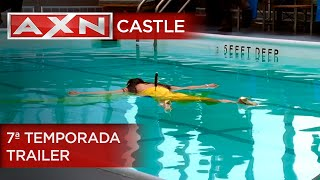 AXN | Castle - 7ª Temporada - Trailer