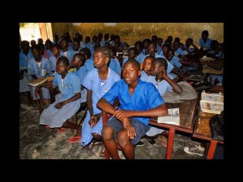 Gambia - New Yundum Primary School visit 'Rave about Africa'