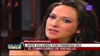 Marisela Santibáñez: A un año de la muerte de su hija Rafaella