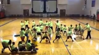 Excel Basketball Camp Spring Break 2013 Harlem Shake