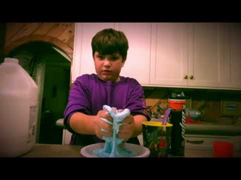 FLUFFY SLIME!!!!!!/ Hayes's fun zone
