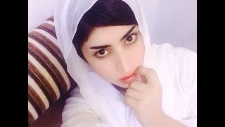 Pakistan madel Qandeel Baloch new video on Kashmir