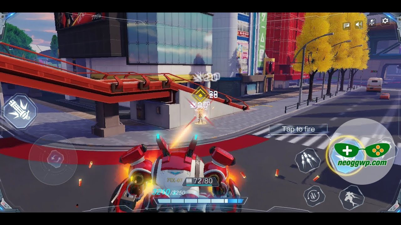 Super Mecha Champions (English) (Android iOS APK) – Battle Royale Gameplay (CBT)  #Smartphone #Android