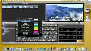 How to: Subtitles iMovie 09