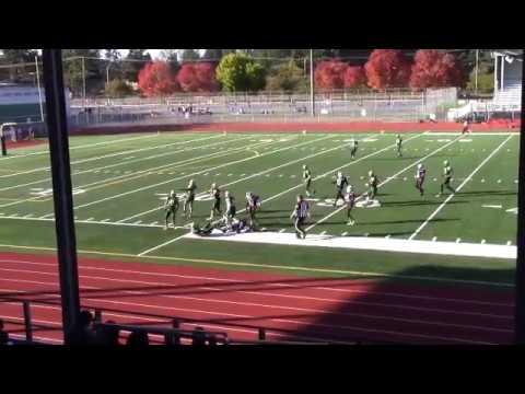 Michael-Dillon Hayes Timberline Highschool Football 2016