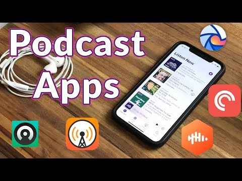 Podcast Apps: What's Best For IOS? (Overcast, Castbox, Breaker, Castro, Pocket Casts)