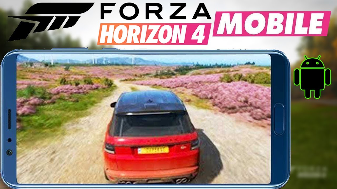 Forza Horizon 4 Android Gameplay + Download Apk Obb 2018  #Smartphone #Android