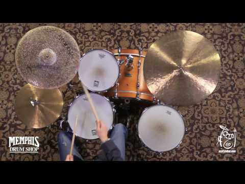"Istanbul Agop 17"" Turk Crash Cymbal - 1078g (TC17-1122016K)"