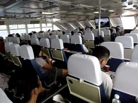 Supercat 36 - 2.5 hours from Batangas to Calapan!