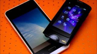 [SONY] A860 MP3 Player : Bluetooth UI