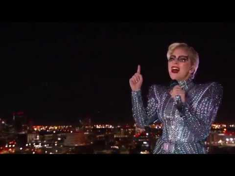 This land is your land (Lady Gaga's Pepsi Zero Sugar Super Bowl LI Halftime Show)