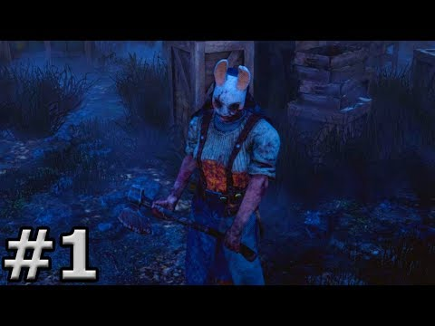 Huntress Gameplay - MacMillan Estate - Dead by Daylight 01