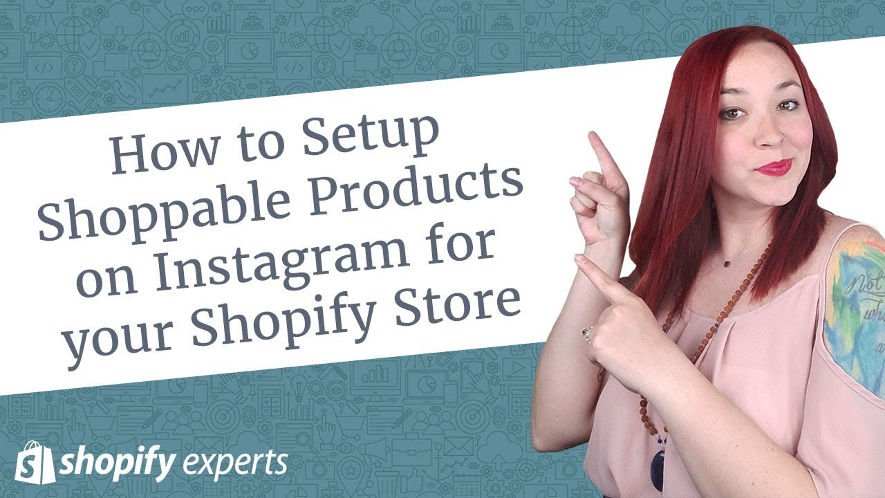How to Setup Shoppable Products on Instagram for your