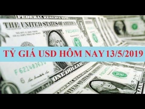 Tỷ giá USD hôm nay 13/5: Trên xu hướng giảm đầu tuần