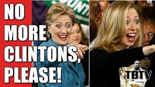 Chelsea Clinton Floats A Career In Politics...NO THANK YOU!