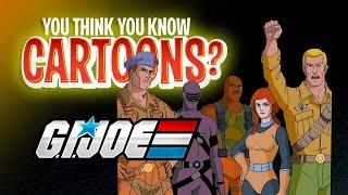 Video GI Joe - You Think You Know Cartoons? download MP3, 3GP, MP4, WEBM, AVI, FLV November 2018