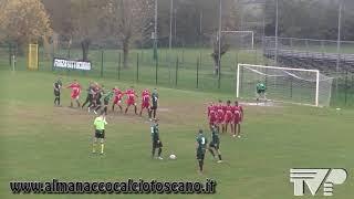 Serie D Girone E Tuttocuoio-Bastia 2-1