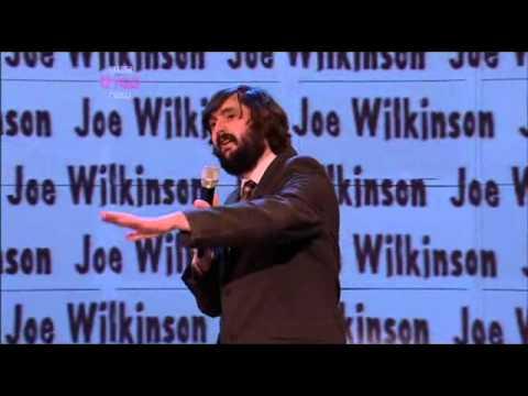 Joe Wilkinson on Russell Howard's Good
