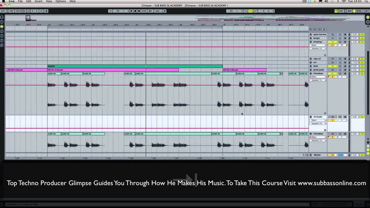Making techno with glimpse getting variation in the melody free making techno with glimpse getting variation in the melody free online tutorial baditri Gallery