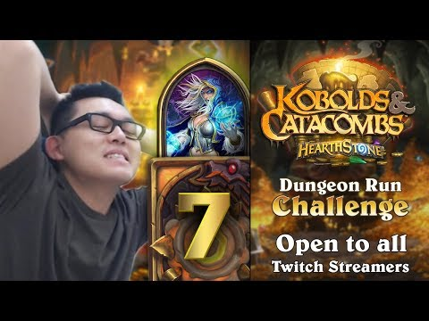 AMAZ'S TOP 10 RANKED DUNGEON RUN: Mage