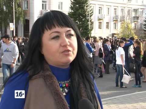 Новости Белорецка от 1.10.15 На башкирском языке