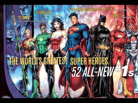Random Fandom: DC