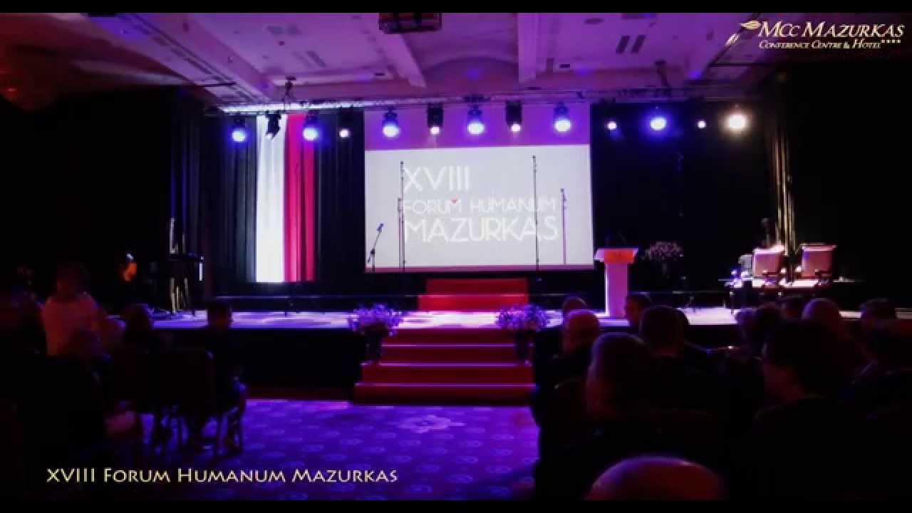 XVIII FH Mazurkas- otwarcie-prezesi Andrzej Bartkowski i  Andrzej Hulewicz