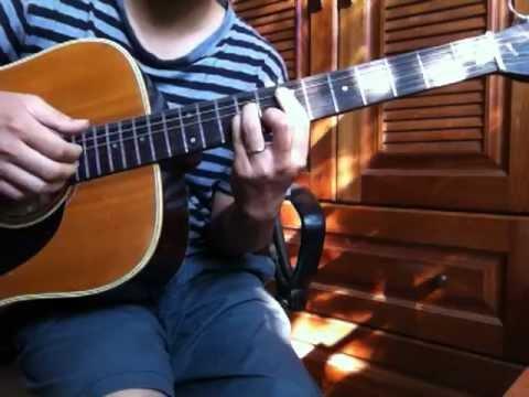 Hướng dẫn chơi guitar đoạn intro mở đầu các clip của hocdan.com