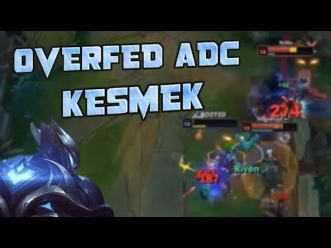 Zedxsmurf | OVERFED ADC KESMEK