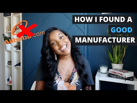 How to Find a Manufacturer for Your Clothing Line | Alibaba Alternative | Entrepreneur Life UK
