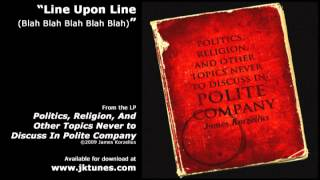 05 Line Upon Line (James Korzelius from In Polite Company{2009})