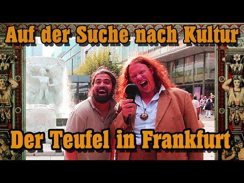 Die Theater-Pilger: Auf der suche nach Kultur - Frankfurt am Main