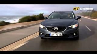 Mazda6 Wagon 2013 Driving