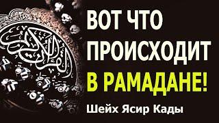 Вот что происходит в Рамадане! Ясир Кады