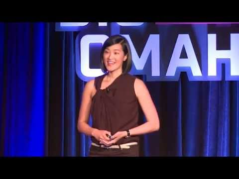 Claire Lew speaks at Big Omaha 2015