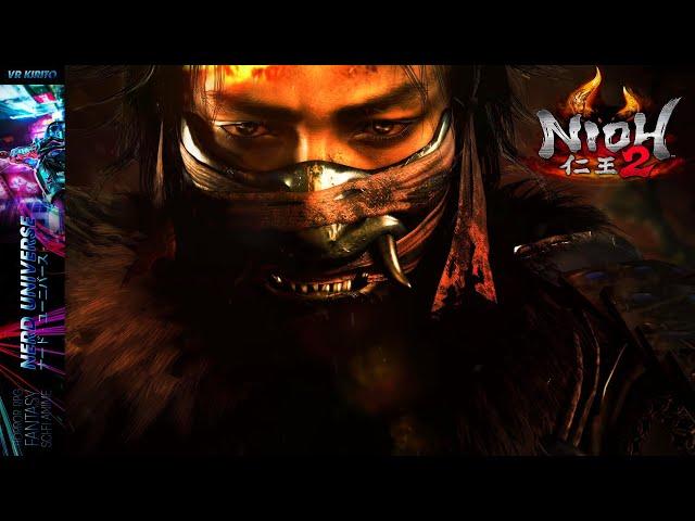 Nioh 2 | Erstbegegnung mit Boss Enenra ☬ PS4 Pro [Deutsch] Livestream
