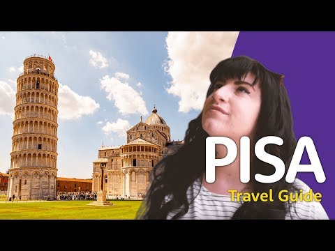 🇮🇹 PISA Travel Guide 🇮🇹  | Travel better in ... ITALY! 🌎
