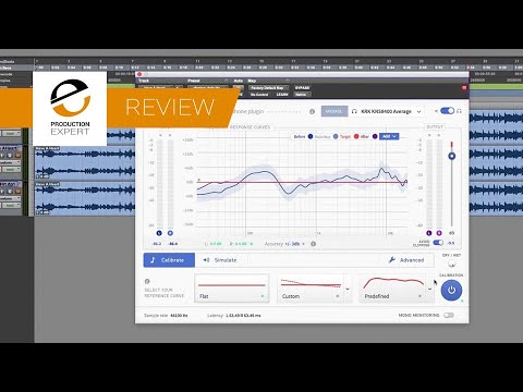 Review of Sonarworks Headphone Calibration Software